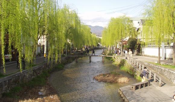 白川(ほたる道)